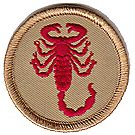 Scorpion Patrol Emblem