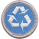 Environmental Science Merit Badge Emblem