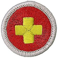 First aid merit badge requirement 7