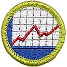 American Business Merit Badge Emblem