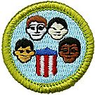 American Cultures Merit Badge Emblem