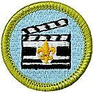 Cinematography Merit Badge Emblem