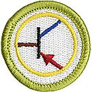 Electronics Merit Badge Emblem