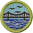 Engineering Merit Badge Emblem