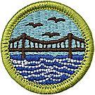 Engineering Merit Badge Emblem