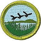 Fish & Wildlife Management Merit Badge Emblem
