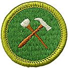 Home Repairs Merit Badge Emblem