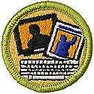 Journalism Merit Badge Emblem
