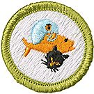 Pets Merit Badge Emblem
