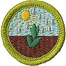 Plant Science Merit Badge Emblem