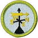 Weather Merit Badge Emblem
