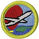 Aviation Merit Badge Emblem