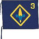 Den Flag Numerals