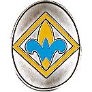 Webelos Oval Staff Shield