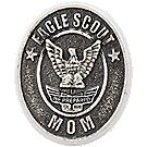 Eagle Mom's Pin