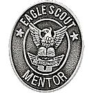 Sterling Silver Eagle Mentor