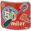 50 Miler Staff Shield