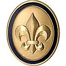 Oval Scout Rank Coin