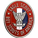 Oval Eagle Scout Coin