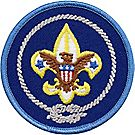 International Emblem 3-inch