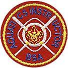 Aquatics Instructor Emblem
