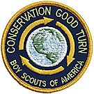 Conservation Good Turn Emblem