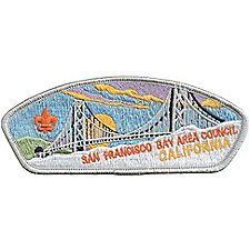 San Francisco Bay Area Council Shoulder patch