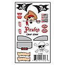 Pirates Decal Template