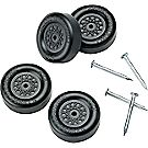 Official Pinewood Derby Wheels and Axles