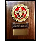 District Donor Plaque