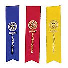 District Camporee Ribbons