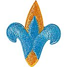 Embroidered Webelos Pin