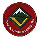 Council Venturing Committee Emblem