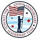 100th Anniversary BSA® Council Leadership Team Emblem