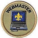 Webmaster Emblem