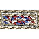 Eagle Scout NESA Award Knot