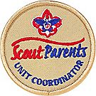 Scout Parent Emblem
