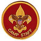 Camp Staff Emblem