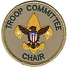 Troop Committee Chair Emblem