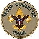 Troop Committee Chair Emblem