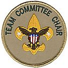Team Committee Chair Emblem