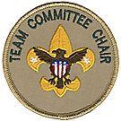 Team Committee Chair Emblem
