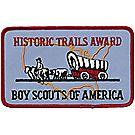 Historic Trail Award Emblem (Embroidered)
