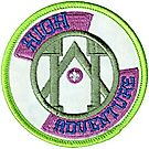 Council High Adventure Embroidered Emblem