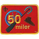 50 Miler Award Emblem