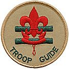 Troop Guide Emblem