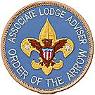 OA Associate Lodge Adviser Emblem