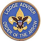 OA Lodge Advisor Emblem