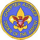 OA Chapter Advisor Emblem