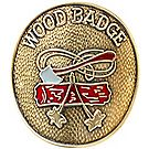 Wood Badge Staff Shield